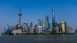 Paisagem Urbana/Shanghai
