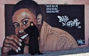 Paisagem Urbana/Homenagem a Beto Di Ghetto (ler)