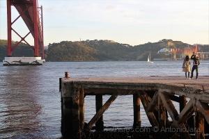 Gentes e Locais/Fotografando a Ponte 25 de Abril