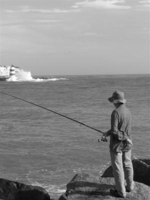 Outros/À espera do peixe
