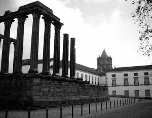 /Évora - Templo de Diana