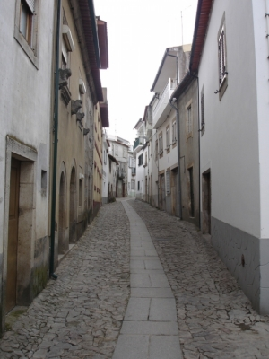 /Rua do Outeiro