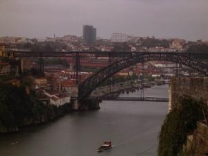 /ponte Dom Luis I (porto)