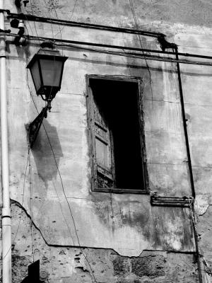 /Uma janela aberta