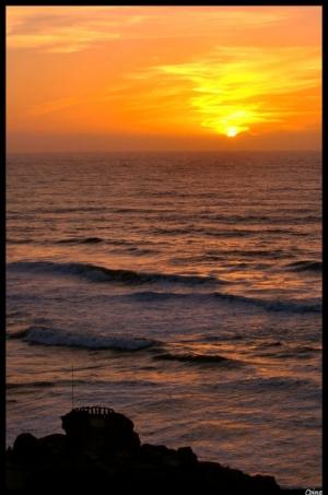 /Sunset Sea