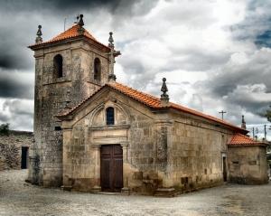 /Igreja Matriz dedicada a Stº Estêvao