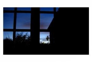 /Noite à janela