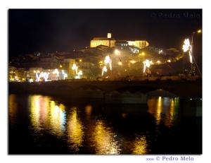 /Coimbra à Noite