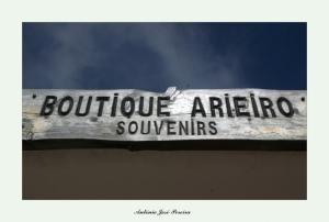 /Boutique Arieiro - Souvenirs