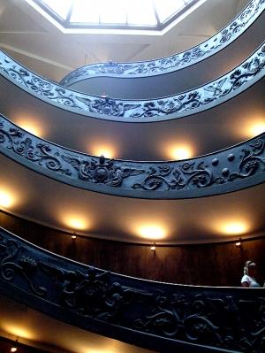 Outros/Escadaria Vaticano