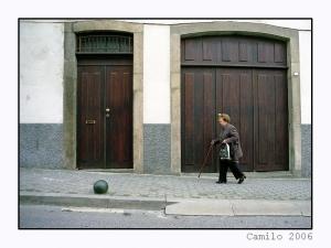 /Rua Soares dos Reis... mas a subir!