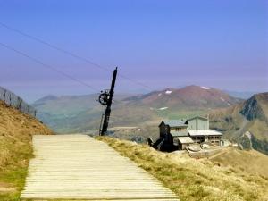 /Caminhada na montanha