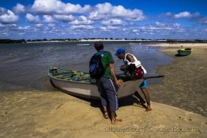 Fotojornalismo/Pescadores da tainha...