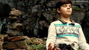 Outros/Pedras Empilhadas 3 - Luigi Meditando