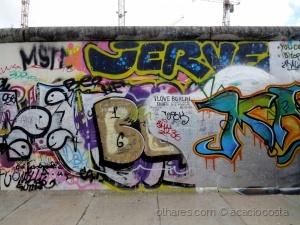 Paisagem Urbana/De muro da morte  a Galeria de Arte