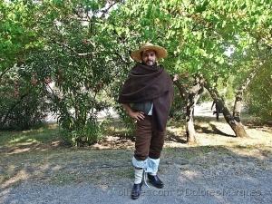 /Um traje da Casa do Concelho de Castro Daire