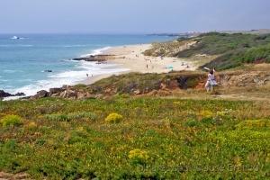 """Paisagem Natural/""""Praia da Ilha do Pessegueiro.."""""""