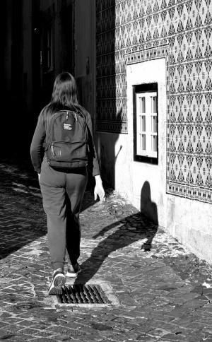 /Luz de Lisboa...