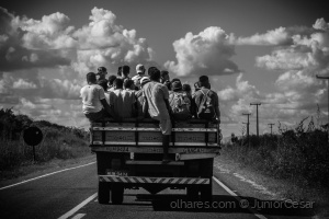 Retratos/Viajantes