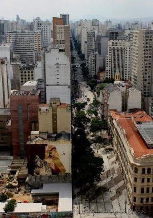 /Dez de fevereiro, Av. São João/SP