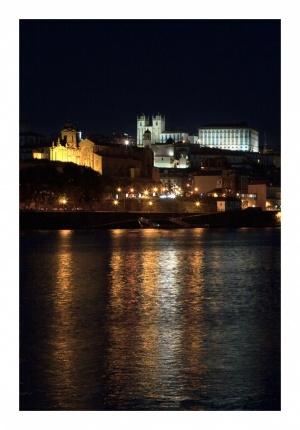 Paisagem Urbana/e o Porto ali tão perto