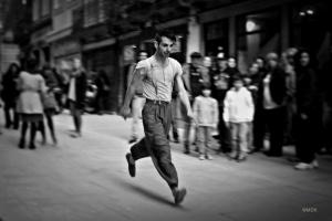 Gentes e Locais/'artistic walk'