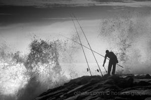 /O pescador...
