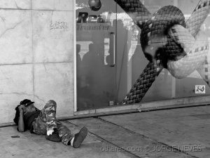 Fotojornalismo/UM NÓ DA SOCIEDADE ...