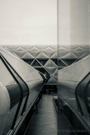 Paisagem Urbana/As linhas de um futuro