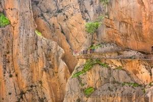 Paisagem Natural/El Caminito del Rey