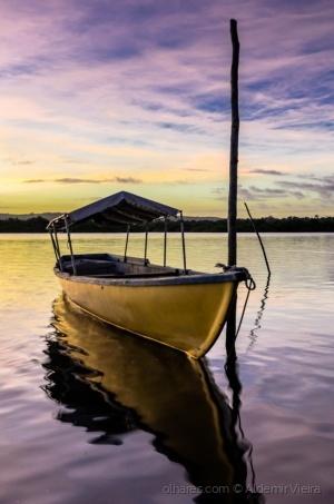 /Sobre as águas do Iguape
