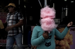 Gentes e Locais/Cotton Candy Head.