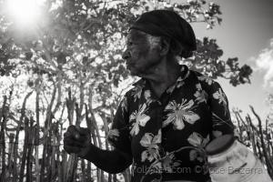 Fotojornalismo/Mãe preta do quilombo...