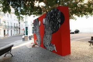 Paisagem Urbana/Street Art em Santarém