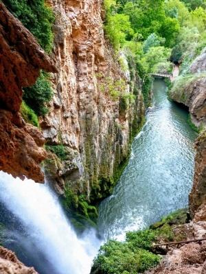 /Parque Natural do Mosteiro de Pedra