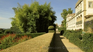 História/A Casa Senhorial em Portugal