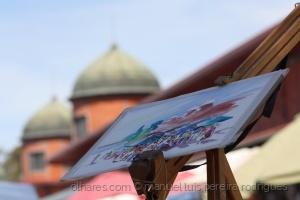 Gentes e Locais/Pintar o mercado