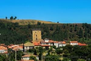 /Torre de Celanova  -povoação medieval de Vilanova