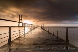 /Ponte Vasco da Gama - Pontão