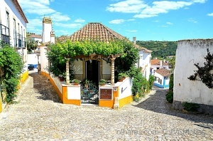 Outros/Na vila de Óbidos!