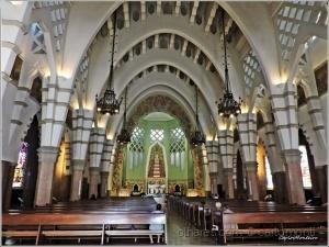 /Igreja Paroquial de N. Srª da Conceição (Interior)