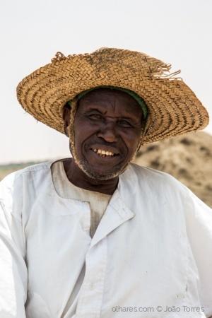 Retratos/Faces Sudão
