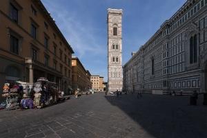 Paisagem Urbana/O campanário de Giotto - Florença