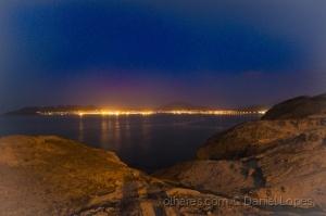/Porto Grande visto do Morro Branco #1