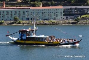 Paisagem Urbana/Smile! Barco rabelo Porto