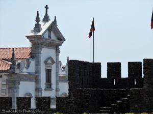 História/Muralhas do castelo