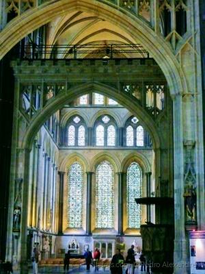 História/Catedral de Salisbury