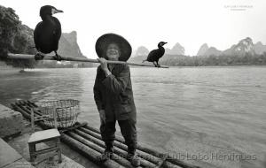 /Pescador de Yangshuo