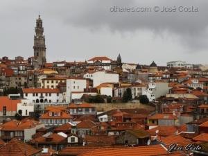 /Na cidade do  Porto