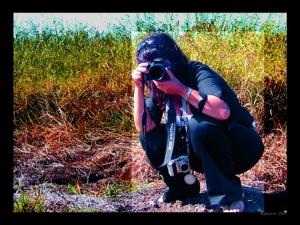 /Eu fotografo você  enquanto você me fotografa